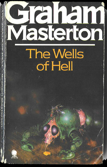 The Cover Art Of Graham Masterton The Wells Of Hell